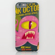 Pink octopus from outer space iPhone 6s Slim Case