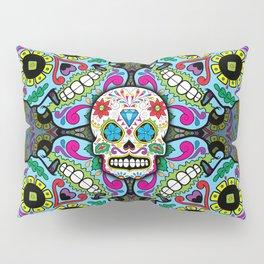 Sugar Skulls Pillow Sham