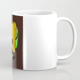 Radioactive Tupper Coffee Mug