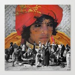 Sheikha Canvas Print