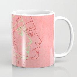Nefertiti - egyptian heritage Coffee Mug