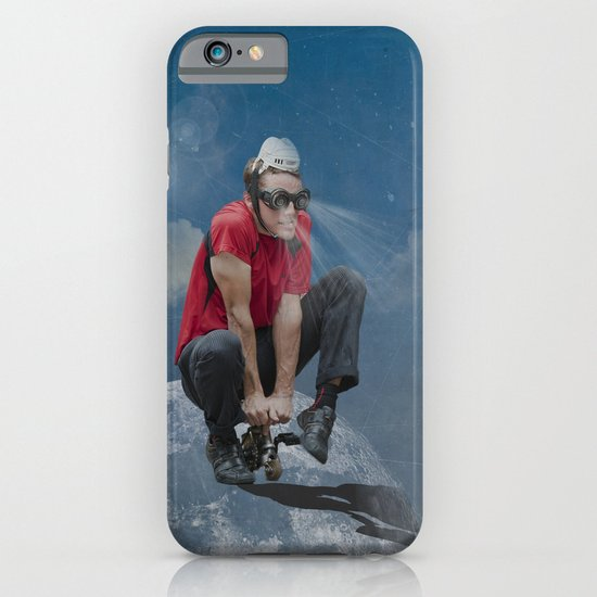 Biker iPhone & iPod Case