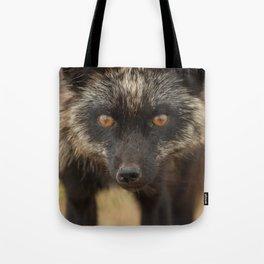 Amber Eyes Tote Bag