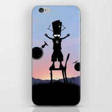 Galactu s Kid iPhone & iPod Skin