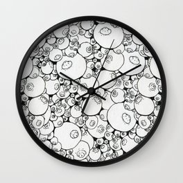 Infiniboobs Wall Clock