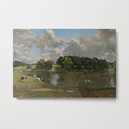 John Constable - Wivenhoe Park Metal Print