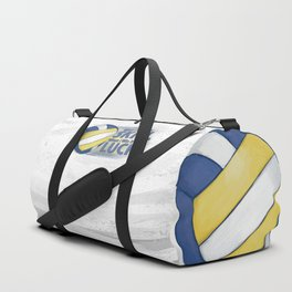 Volleyball Art Duffle Bag