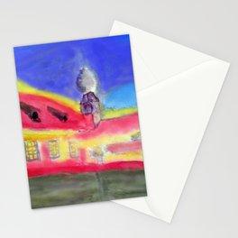 Kleine Wallfahrtskirche bei Kelheim Stationery Cards