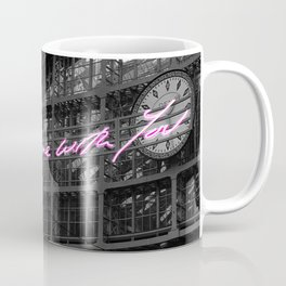 I want my time with you Coffee Mug