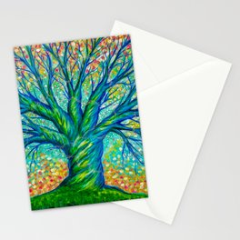 The Faerie Tree Stationery Cards