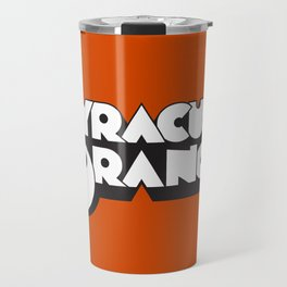 Syracuse Orange Travel Mug