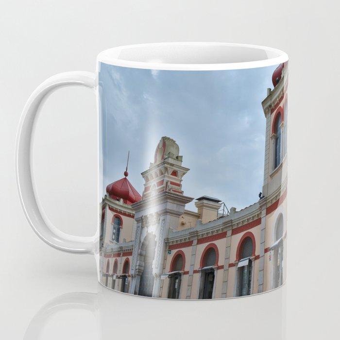 Municipal Market in Loule Coffee Mug