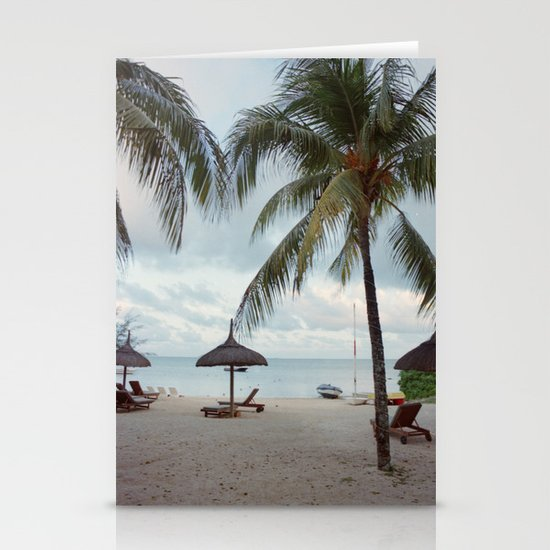 Sunrise in Mauritius II Stationery Cards