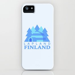 Finland iPhone Case