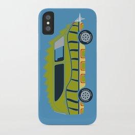 Death Race 2000 Alligator Van iPhone Case