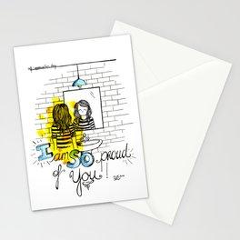 Self-appreciation day Stationery Cards