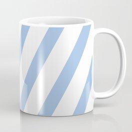 Baby Blue Stripes Coffee Mug
