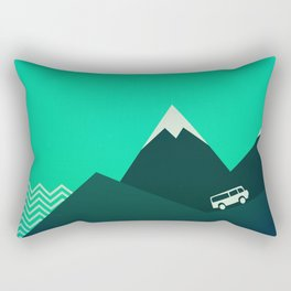 Travel! Rectangular Pillow
