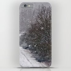 Snow is falling Slim Case iPhone 6s Plus