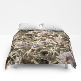 Outback flowers Comforters