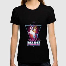 I'm Going To Mars! T-shirt