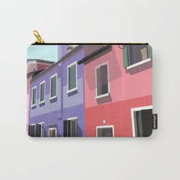 Burano houses Carry-All Pouch