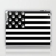 US Minifigure Flag - Horizontal Laptop & iPad Skin