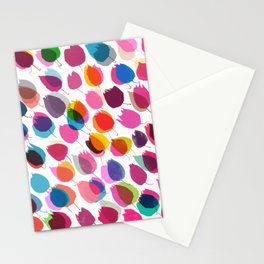 lanterns 3 Stationery Cards
