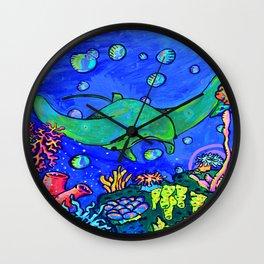 Mr. Ray Wall Clock