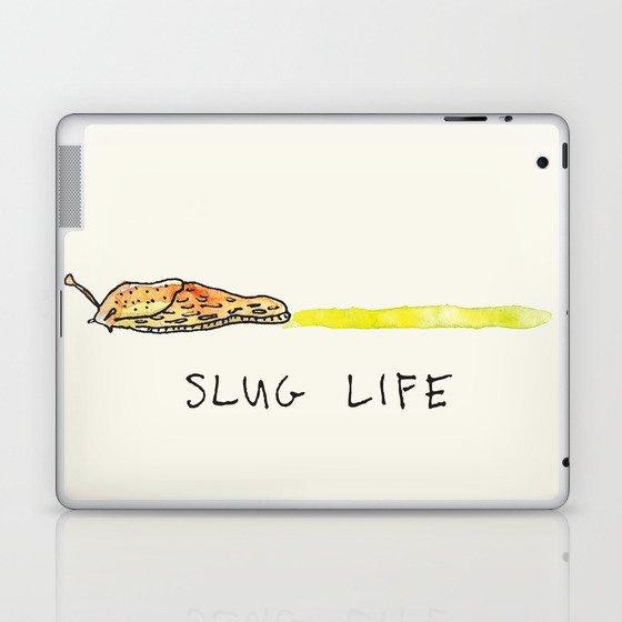 Slug Life Laptop & iPad Skin