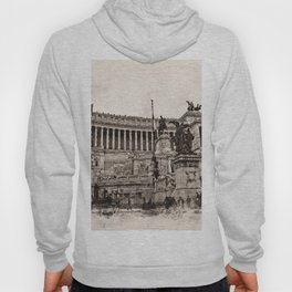 Altar of the Fatherland, Rome Hoody