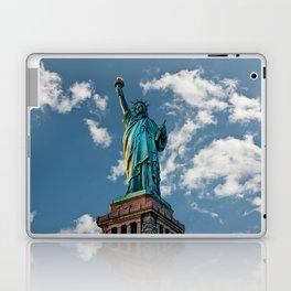 Statue Of Liberty Laptop & iPad Skin