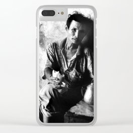 BREAD Clear iPhone Case