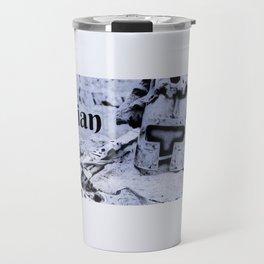Barbarian Style Travel Mug