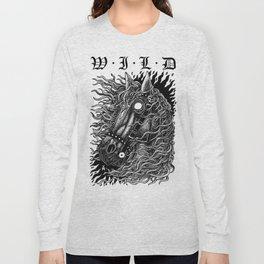 Occult horse Long Sleeve T-shirt