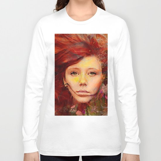 Irish fairy Long Sleeve T-shirt