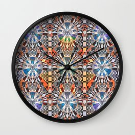 The Game of Beauty Redesigns Rules Wall Clock