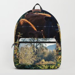Farm Animals Backpack