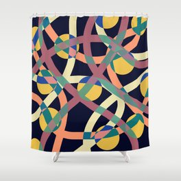Exclush Shower Curtain