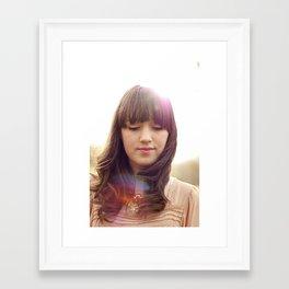 Amy Framed Art Print