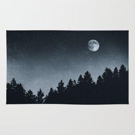 Under Moonlight Rug