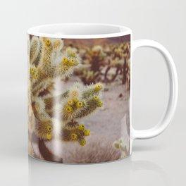 Cholla Cactus Garden XIV Coffee Mug