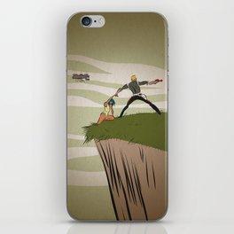A Daring Escape iPhone Skin