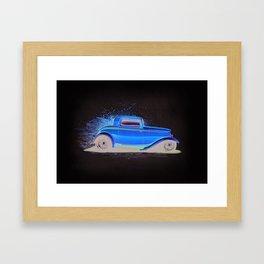 More Mustard Framed Art Print