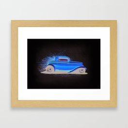 More Mustard Framed Art Print