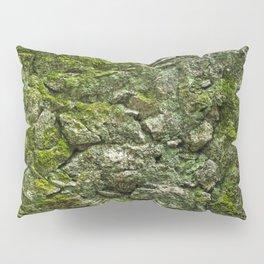 Green wall Pillow Sham