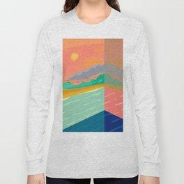 Don't Stop My Summer Long Sleeve T-shirt