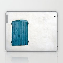 Old blue store Laptop & iPad Skin