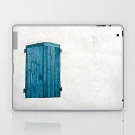 Old blue store Laptop & iPad Skin