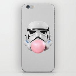 Stormtrooper Bubble Gum iPhone Skin